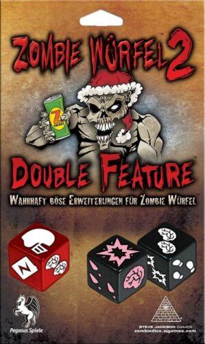 Double Feature Zombie Würfel 2 deutsche Ausgabe