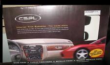 HONDA ACCORD 2001 01 2002 02 EX LX COUPE 2 DOOR INTERIOR ROSE WOOD DASH TRIM KIT