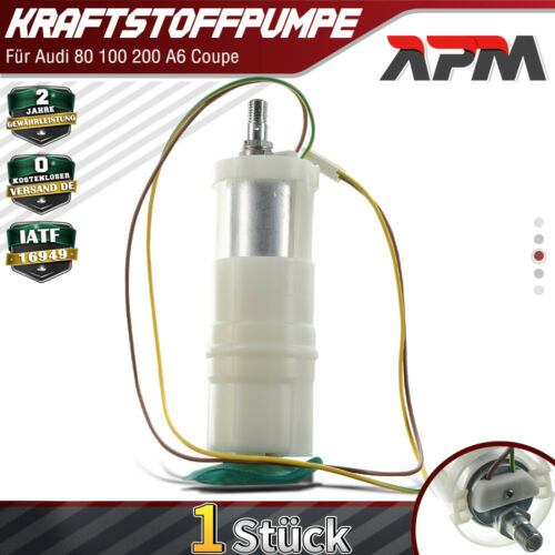 Kraftstoffpumpe Benzinpumpe für Audi 80 8C 100 C3 C4 44 A6 4A Coupe 8B 1.8-2.3