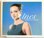 "EUROVISION : INES - MAXI CD ""ONCE IN A LIFETIME"""
