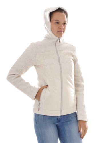 Di Wooltech Isolante Giacca Lana Funzionale Bianco Cmp Casual Un4Cq1xw