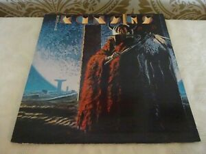 KANSAS-Monolith-Promo-Signed-LP-Original-Album-LP-Record-Vinyl-1979