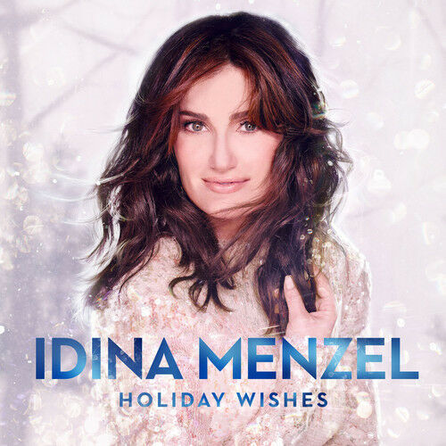 Holiday Wishes - Idina Menzel (CD New)