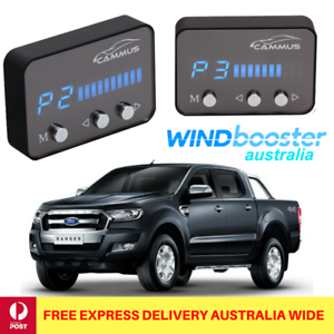 Windbooster-throttle-controller-to-suit-Ford-PX-Ranger-from-2011-2015