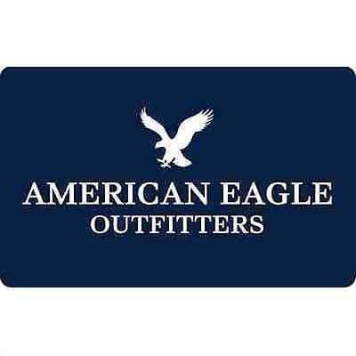 American Eagle Gift Card - $25 $50 $100 - Email delivery