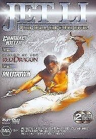 1 of 1 - Jet Li 3 Movie Pack (DVD) Contract Killer, Meltdown, Legend of the Red Dragon