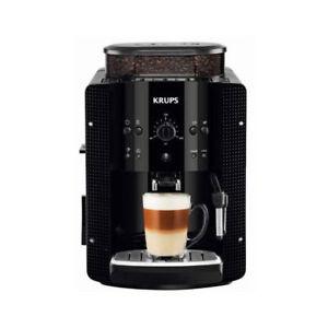 Krups-EA-8108-Kaffeevollautomat-Espresso-Cappuccino-Kaffeemaschine-Kegelmahlwerk