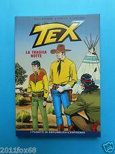 comics tex n. 7 collezione storica a colori la tragica notte fumetti repubblica