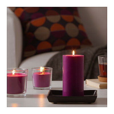 s 60 IKEA SINNLIG Scented Tealight Candles Customize Your Scent