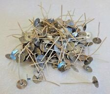 Cotton Core 36-24-24 VOTIVE Wicks 2-1//2 inches Lot of 250