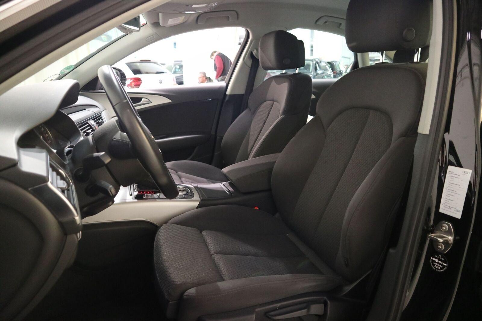 Audi A6 1,8 TFSi 190 Ultra S-line S-tr. - billede 12