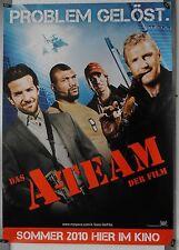 DS708 - Gerollt/KINOPLAKAT - DAS A-TEAM Der Film 2010 Liam Neeson, Bradley Coope