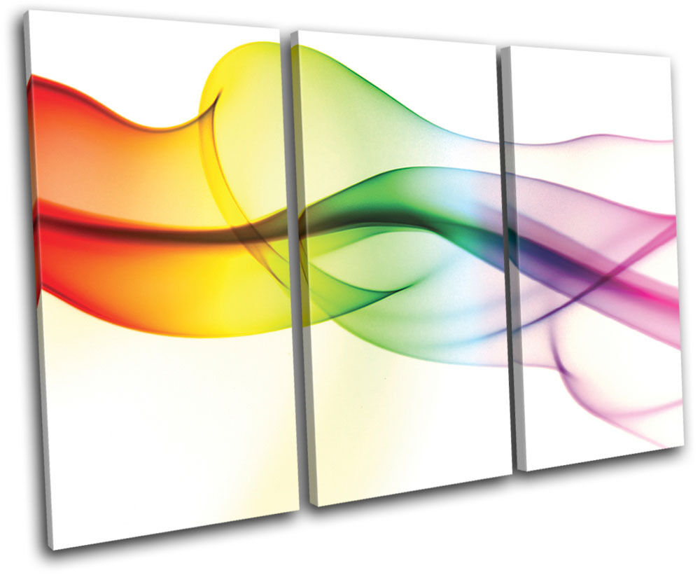 Funky Design Abstract TREBLE TELA parete arte foto foto foto stampa 2ef4b5