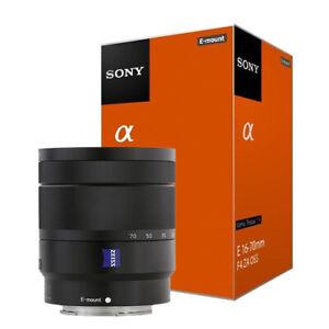 Sony Vario-Tessar T* E 16-70mm f/4 ZA OSS Lens SEL1670Z - BRAND NEW