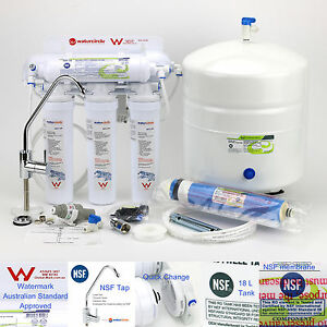 Watermark-Complete-Set-Reverse-Osmosis-water-filter-fluoride-5-stages-RO-system