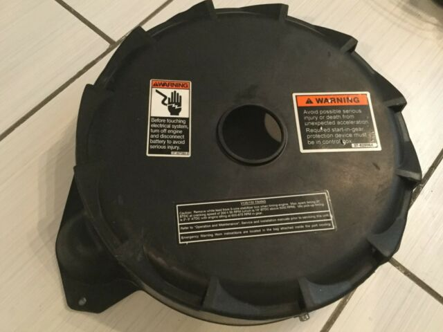 1998 MERCURY 135HP FLYWHEEL COVER 18896A 1 135HP-200HP