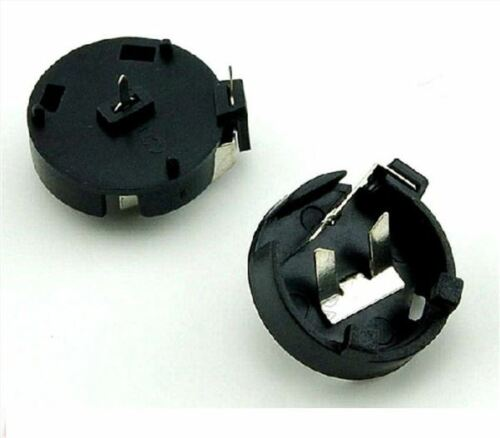 20 Stücke Münzzellen Dip Für Lithium CR1220 CR1216 Pin CH23-1220LF pq