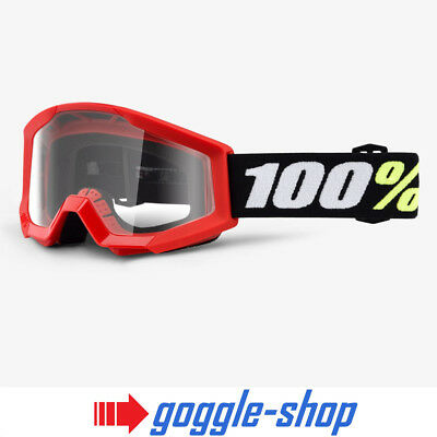 NEW 100/% Percent Mx Accuri Enduro Fluro Yellow Motocross Dirt Bike Goggles