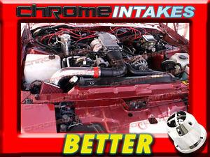 88 89 PONTIAC FIREBIRD FORMULA TRANS AM GTA 5.0L 5.7L V8 AIR INTAKE+K/&N Blue Red