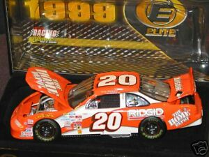 Tony-Stewart-20-Home-Depot-1999-ROOKIE-Year-1-24-Pontiac-Elite-1-1000-NO-STRIPES