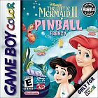 Disney's The Little Mermaid II: Pinball Frenzy (Nintendo Game Boy Color, 2000)