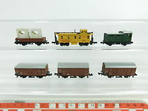 BD451-0-5-6x-Minitrix-Spur-N-DC-Gueterwagen-DB-DRG-US-USA-UPRR-2-Wahl