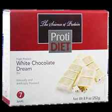 ProtiDiet - High Protein White Chocolate Dream Diet Bar