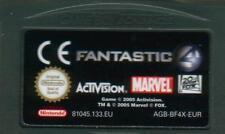 - Fantastic 4 ( Fantastischen Vier) Game Boy Advance (SP, DS, DS Lite) - gut -