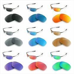 Neu SURE Kompatibel Ersatzgläser für Oakley Crosshair 2.0 ( 9 Linsen Optionen )