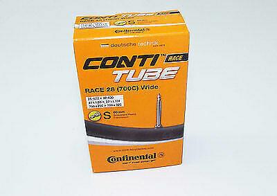 5X Continental Race 28 700C Inner Tubes 60Mm Presta Valve For Road Racing Bikes