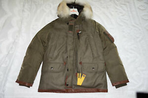 Parajumpers-Peers-Down-Jacket-Men-039-s-size-Large-NEW