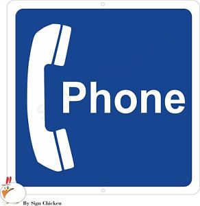 Details about PHONE, TELEPHONE, BOOTH, OLD SCHOOL PHONE BOOT SIGN, SIGNAGE,  BELL SOUTH, TELE