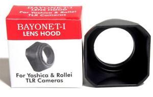 Yashica-TLR-Rolleiflex-Rolleicord-Rollei-Autocord-Bayonet-1-Bay-1-B30-Lens-Hood