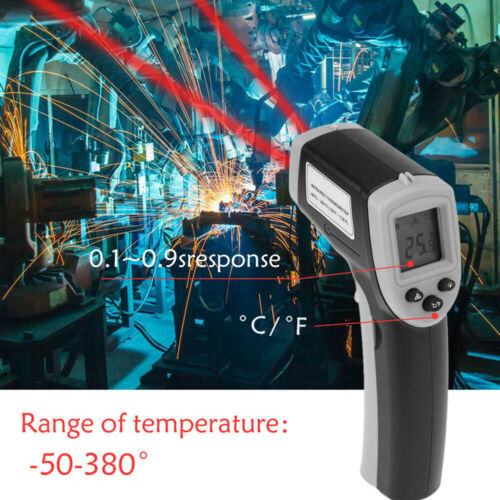 1pcs Universal Professional Infrared Thermometer Non-contact LCD Thermometer
