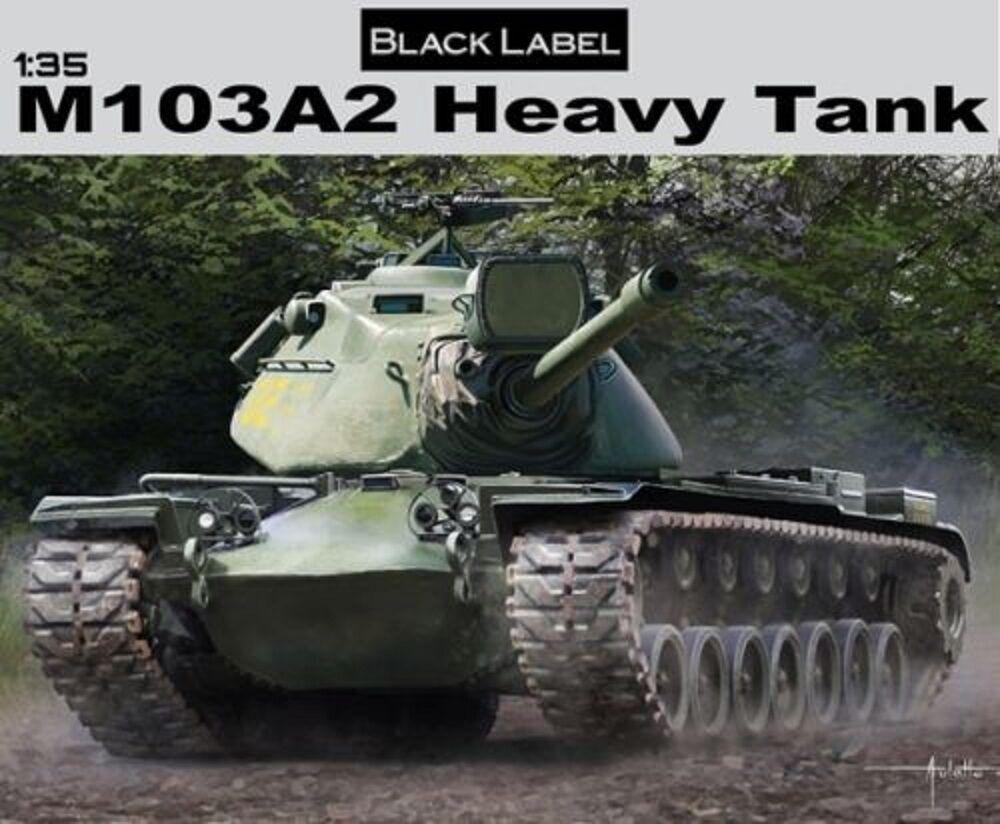 Dragon m103a2 Heavy Tank Scale 1 35 cod.3549   gros pas cher