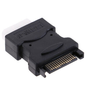 SATA-Power-Connector-15pin-male-to-4pin-PC-IDE-Female-Converter-Adapter-FLA