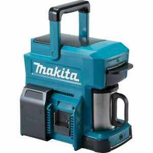 Makita Akku Kaffeemaschine DCM501Z 12-18V ohne Akku & Ladegerät Pad geeignet