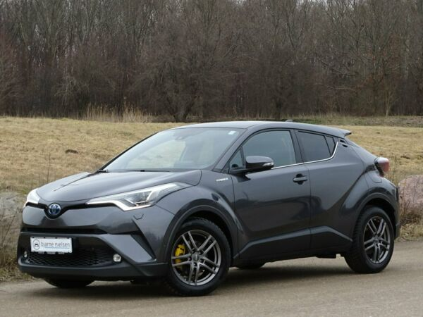 Toyota C-HR 1,8 Hybrid Premium Selected CVT billede 0