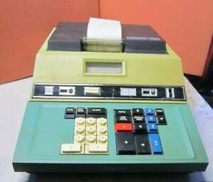 Vintage-Scm-Smith-Corona-Marchant-Electronico-Calculadora-Modelo-6162