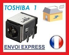 Connecteur alimentation dc jack  pc portable Toshiba Satellite A60, A65