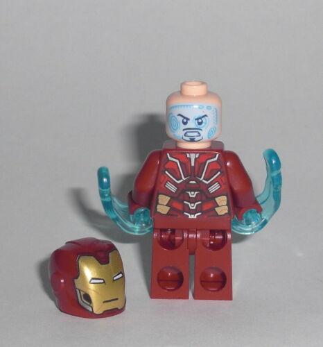 Figur Minifigur Ironman Avengers Anzug Suit 76140 LEGO Super Heroes Iron Man
