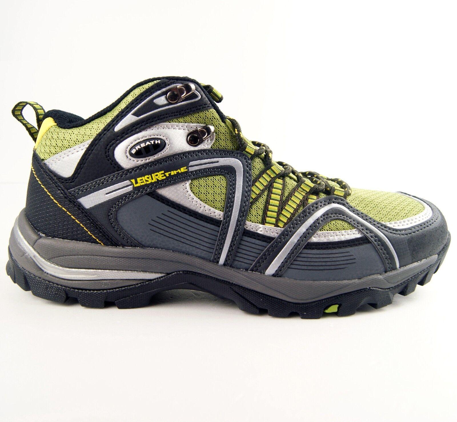 Treksta Dormite  Uomo Lesiure Time Dormite Treksta Mid Sports Grün Trekking Schuhes Hiking Stiefel e7b2f7