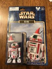 Disney STAR WARS Droid Factory R2-H15 Astromech Christmas 2015 Exclusive Holiday