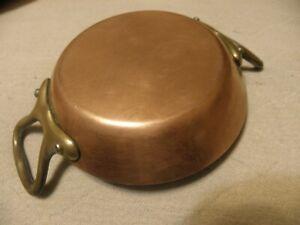 Mauviel-1830-copper-au-gratin-pan