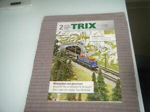 100% De Qualité Trix Magazine Année 2012-afficher Le Titre D'origine