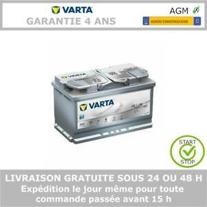 VARTA-SILVER-dynamique-F21-AGM-12V-80AH-Start-Stop-Batterie-De-Voiture-580901080