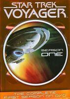 - Star Trek Voyager - The Complete First Season