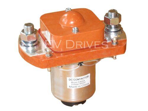 Solenoid SOL600 24V Heavy Duty 600 AMP Contactor