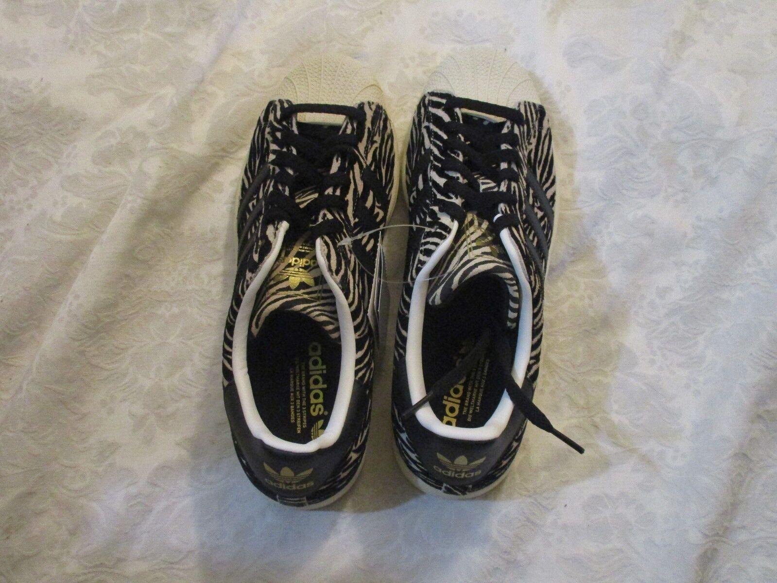 Adidas ff ss yng zebra originale lbone / größe schwarz1 / mtgold g28087 größe / 10,5 superstar 148bd2