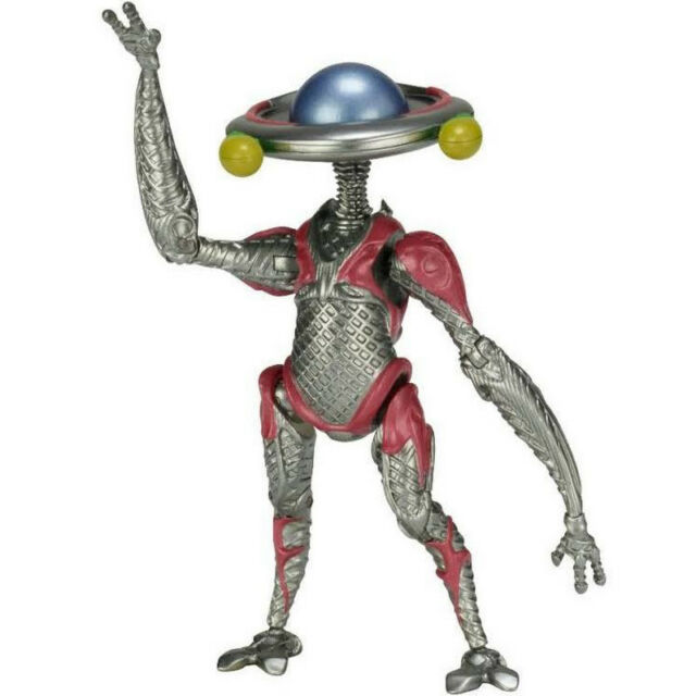 Saban's Power Rangers Movie Alpha 5 Action Figure, 7.5 Inches
